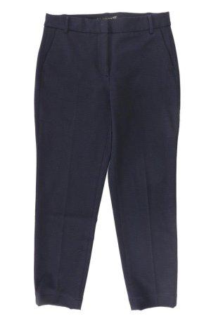 Zara Anzughose Größe 36 neuwertig blau