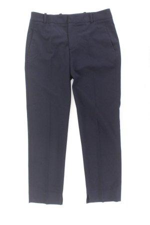 Zara Spodnie garniturowe niebieski-niebieski neonowy-ciemnoniebieski-błękitny