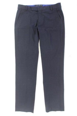 Zara Anzughose Größe M blau aus Polyester