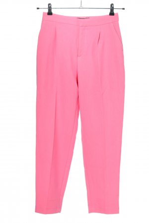 Zara Anzughose pink Casual-Look