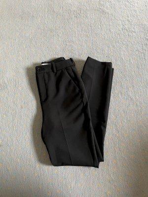 Zara Anzughose schwarz 34xs NEU