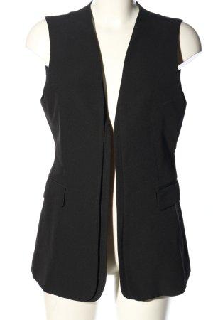 Zara Anzugweste schwarz Elegant