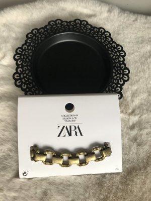 Zara Braccialetto sottile oro