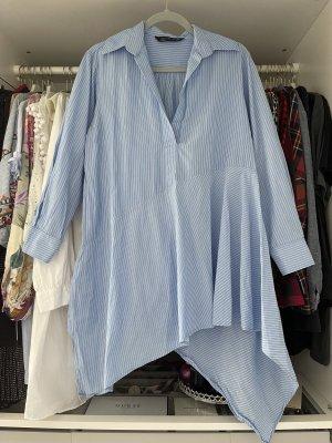 Zara asymmetrische Bluse Gr. S/M