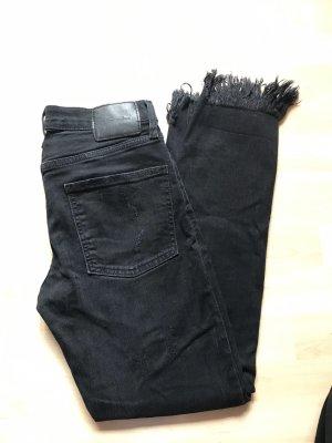 Zara ausgefallene Jeans
