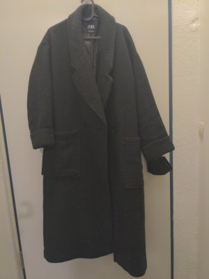 Zara Robe manteau noir
