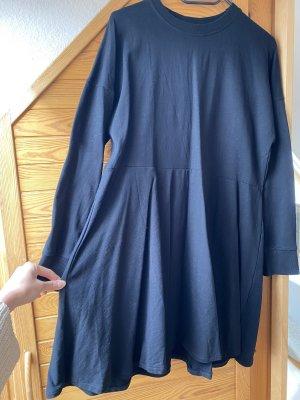 Zara Trafaluc Sukienka typu babydoll czarny Bawełna