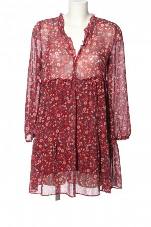 Zara Sukienka typu babydoll Na całej powierzchni W stylu casual