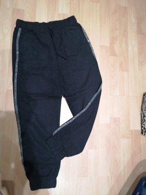 Zara Jeans baggy noir