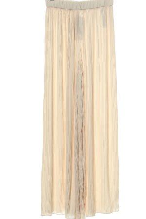 Zara Baggy broek wolwit casual uitstraling