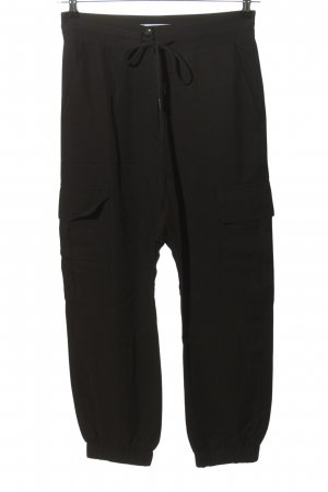 Zara Baggy Pants schwarz Casual-Look