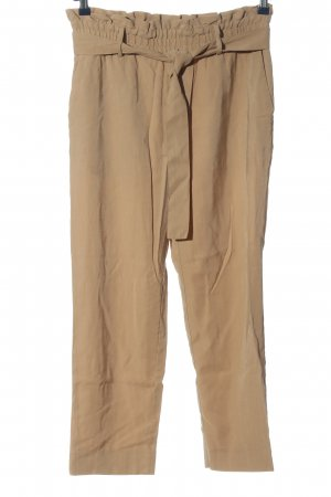 Zara Baggy Pants nude Casual-Look