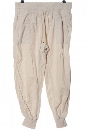 Zara Baggy Pants creme Casual-Look