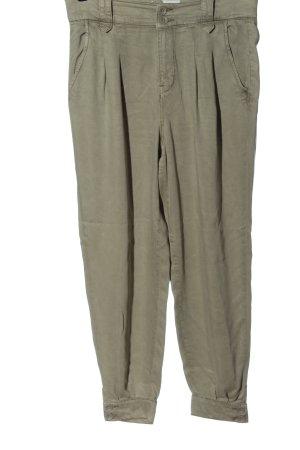 Zara Baggy Pants khaki casual look