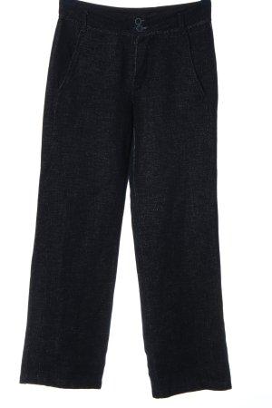 Zara Baggy Pants blue casual look