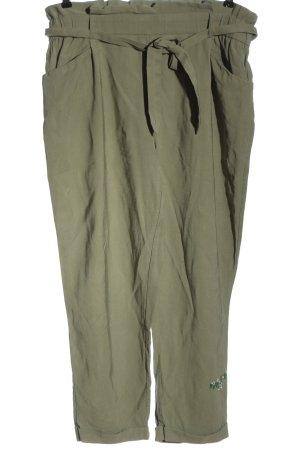 Zara Baggy Pants khaki Casual-Look