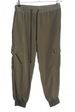 Zara Baggy Pants khaki Casual-Look