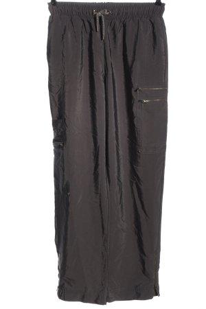 Zara Baggy Pants light grey casual look