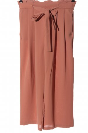 Zara Baggy Pants nude Casual-Look