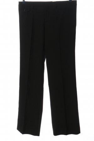 Zara Baggy Pants black business style