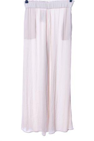 Zara Baggy Pants pink Casual-Look