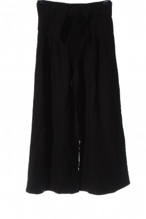 Zara Baggy Pants schwarz Casual-Look