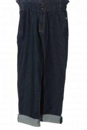 Zara Baggy Jeans blue casual look