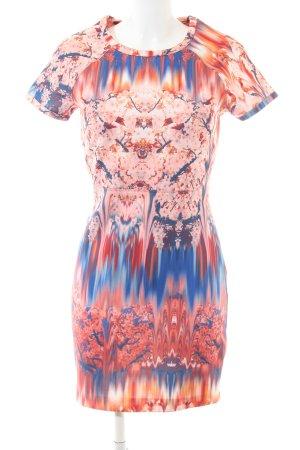 Zara Balloon Dress flower pattern extravagant style