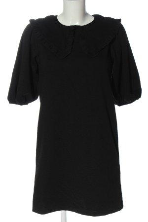 Zara Robe ballon noir style d'affaires