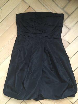 Zara Ballonkleid schwarz