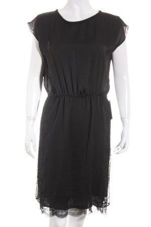 Zara Bandeaukleid schwarz Elegant