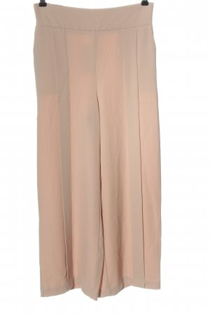 Zara Basic 3/4-Hose nude Casual-Look