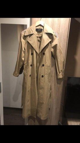Zara Basic Trench Coat multicolored