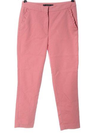 Zara Basic 7/8-Hose pink Casual-Look
