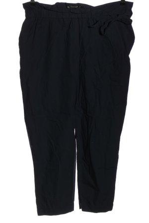 Zara Basic 7/8 Length Trousers black casual look