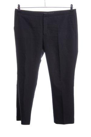 Zara Basic 7/8-broek zwart zakelijke stijl