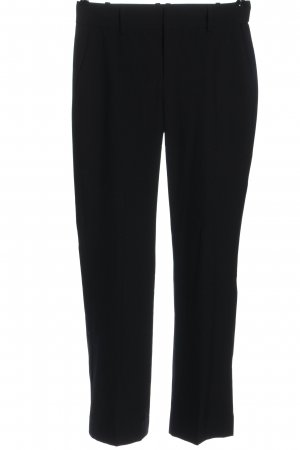 Zara Basic Suit Trouser black business style