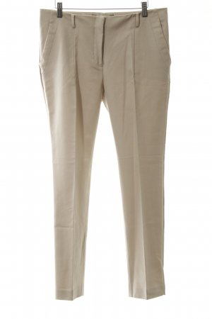 Zara Basic Suit Trouser natural white business style