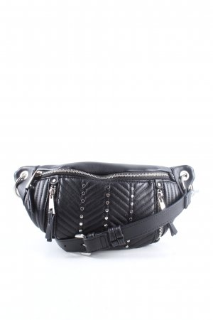 Zara Basic Bumbag black casual look