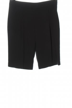 Zara Basic Bermuda negro look casual