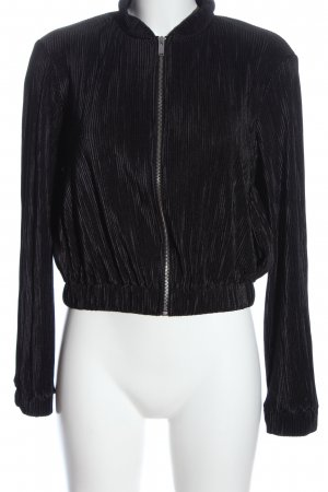 Zara Basic Blousje zwart casual uitstraling