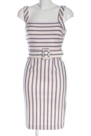 Zara Basic Pencil Dress striped pattern casual look