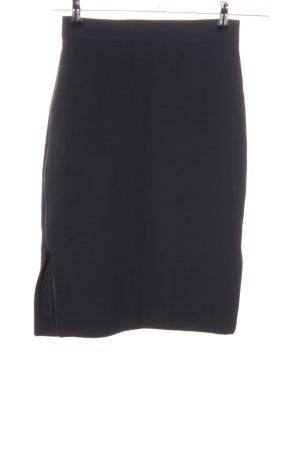 Zara Basic Jupe crayon noir style d'affaires