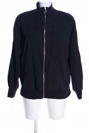 Zara Basic Blouson bleu style décontracté