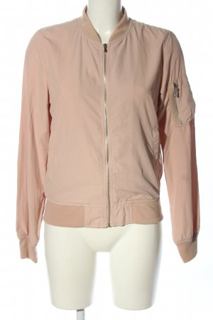 Zara Basic Blouson pink Casual-Look