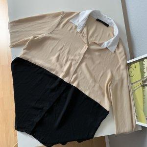 Zara Basic Bluse