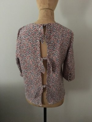 Zara Basic Bluse Gr. M top