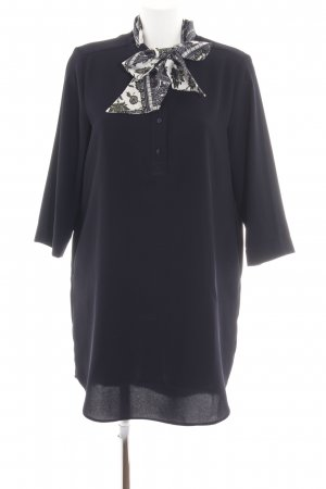Zara Basic Blusenkleid Blumenmuster Business-Look