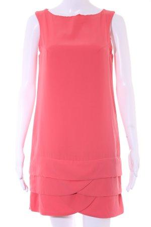 Zara Basic Blusenkleid lachs Party-Look