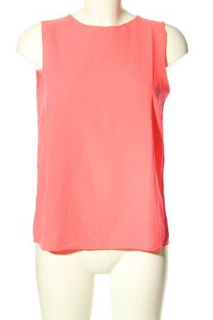 Zara Basic Blusentop pink Casual-Look